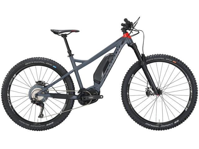 Conway eMT 427 MX - Bicicletas eléctricas - gris